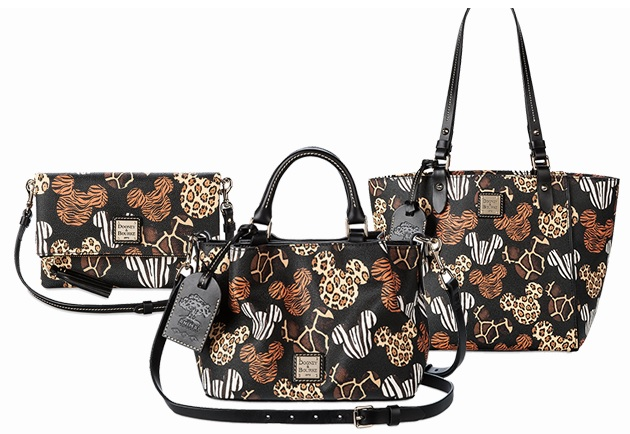 to celebrate disney offered an array of limited edition products you will love these animal kingdom dooney bourke bags from the event